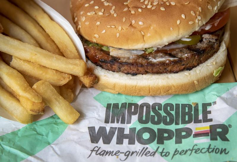A Vegan Sued Burger King Over Its 'Impossible Whopper.' He Has a Point.