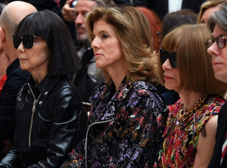 The creations of designer Rei Kawakubo, pictured left here, are as audacious as she is demure