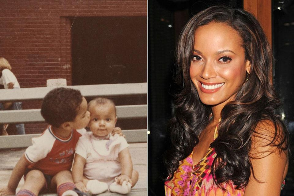 """<div class=""""caption-credit""""> Photo by: Selita Ebanks, Imaxtree</div><div class=""""caption-title"""">Selita Ebanks</div><br> <p> Born in Grand Cayman Island on February 15th, 1983. Selita was first discovered by a modeling agent at a Six Flags amusement park in 2000 and 7 years later was named one of <i>People</i> Magazine's Most Beautiful People in the World. </p> <br> See more: <a rel=""""nofollow noopener"""" href=""""http://nymag.com/thecut/2012/08/see-over-50-models-when-they-were-kids.html?mid=shine"""" target=""""_blank"""" data-ylk=""""slk:50 Models When They Were Kids"""" class=""""link rapid-noclick-resp"""">50 Models When They Were Kids</a> at TheCut.com <br>"""
