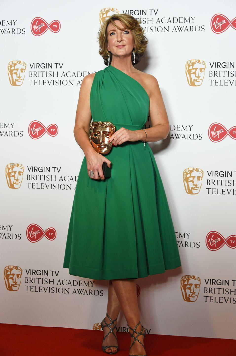 "<p><strong>Who is she? </strong>Victoria is a journalist best known for presenting Victoria Derbyshire on BBC 2 before its cancellation earlier this year. She won a Bafta for best TV news coverage in 2017 and is widely admired for her video diaries examining her treatment and recovery from breast cancer in 2015-16.</p><p><strong>What's she said about I'm A Celeb? </strong>""This is a mad thrill adventure that I want to take part in, because of cancer, I know more than lots of people, life is short. I am now saying 'yes' to stuff I wouldn't have done previously. And if I don't do my boys proud, I will never live it down,"" she said.</p>"