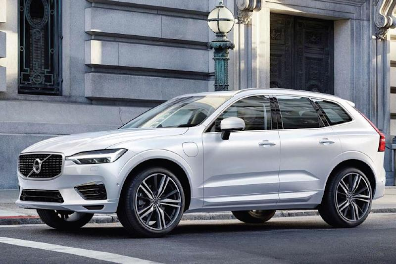 Well-equipped: the new Volvo XC60 is out soon
