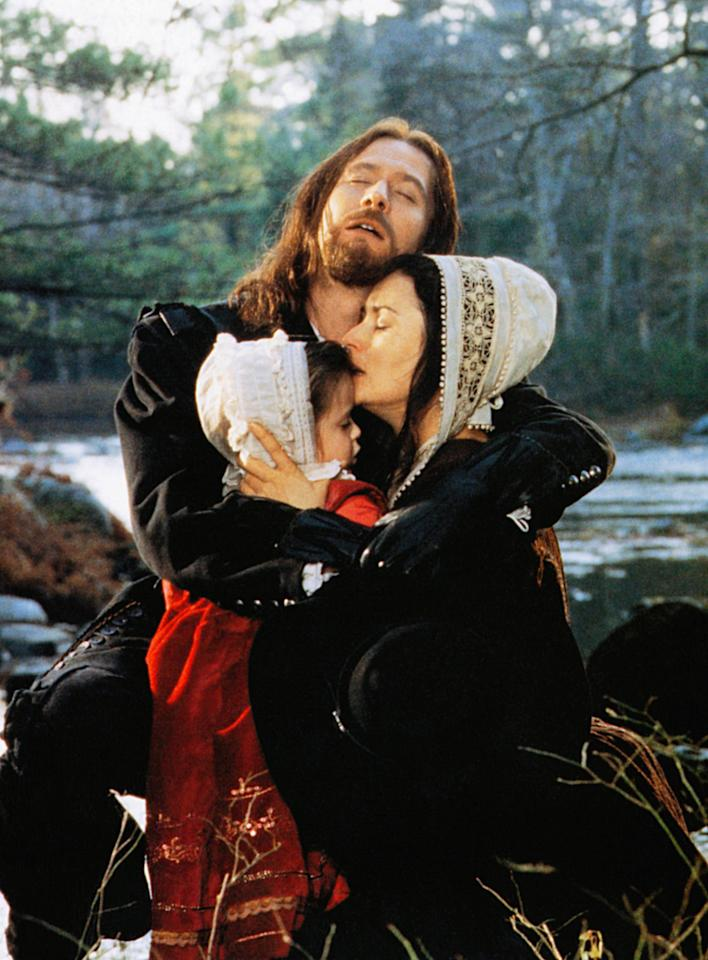 "<strong>Gary Oldman - The Scarlet Letter (1995)</strong><br><br>British thespian Oldman should probably repent for his turn opposite Demi Moore in this ""freely adapted""and critically-panned movie version of the classic Hawthorne novel."