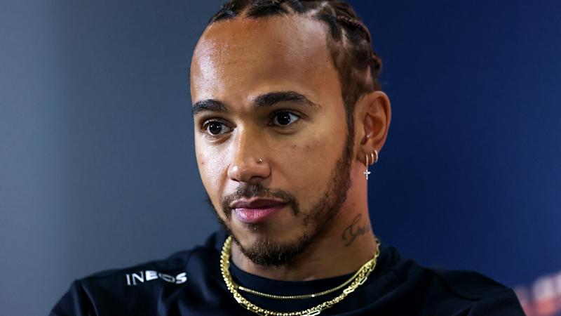 Lewis Hamilton says taking knee 'an important moment' in fight for equality