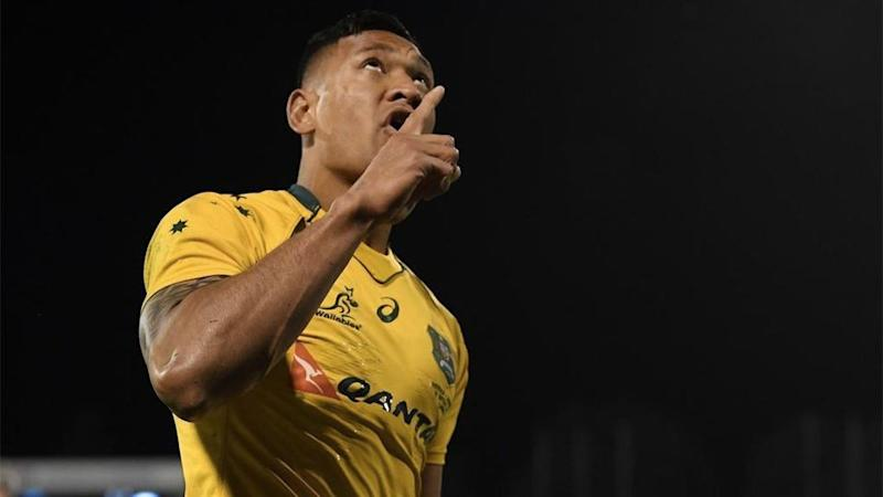 Folau won't back down from his controversial views on homosexuality. Pic: Supplied