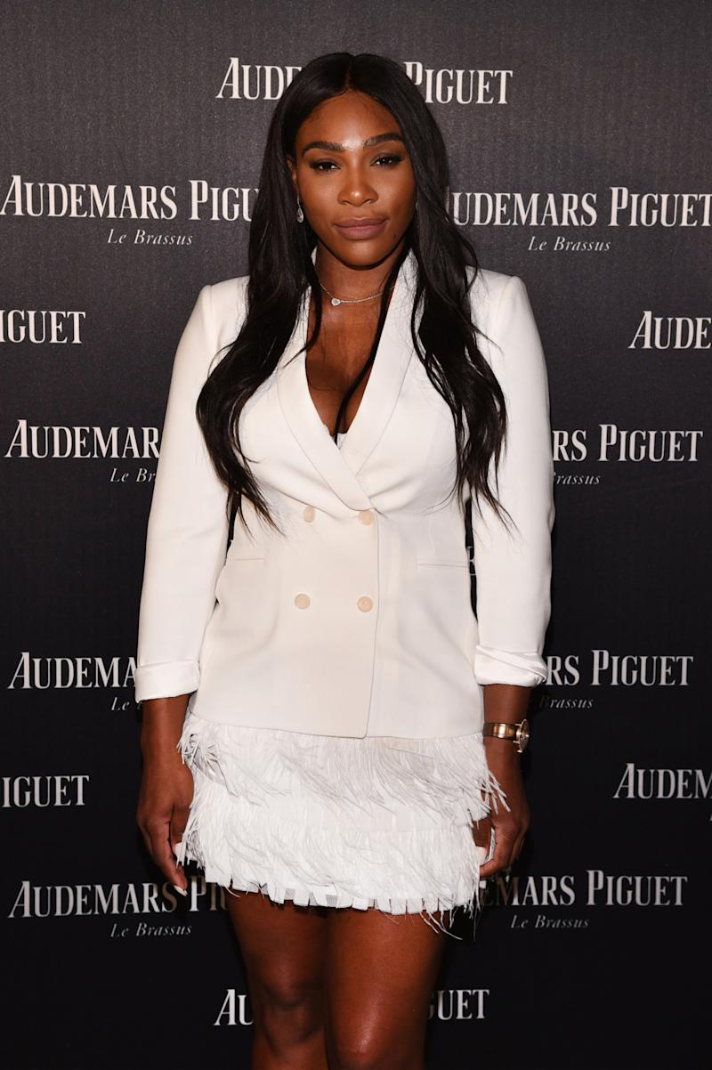 Serena Williams' Pregnancy Announcement Was Completely Unintentional