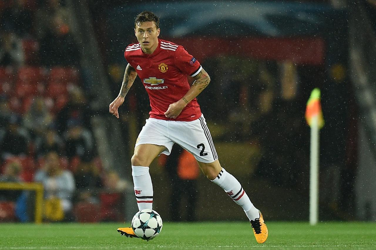 Manchester United defender Victor Lindelof was offered to Birmingham City during Gary Rowett's reign