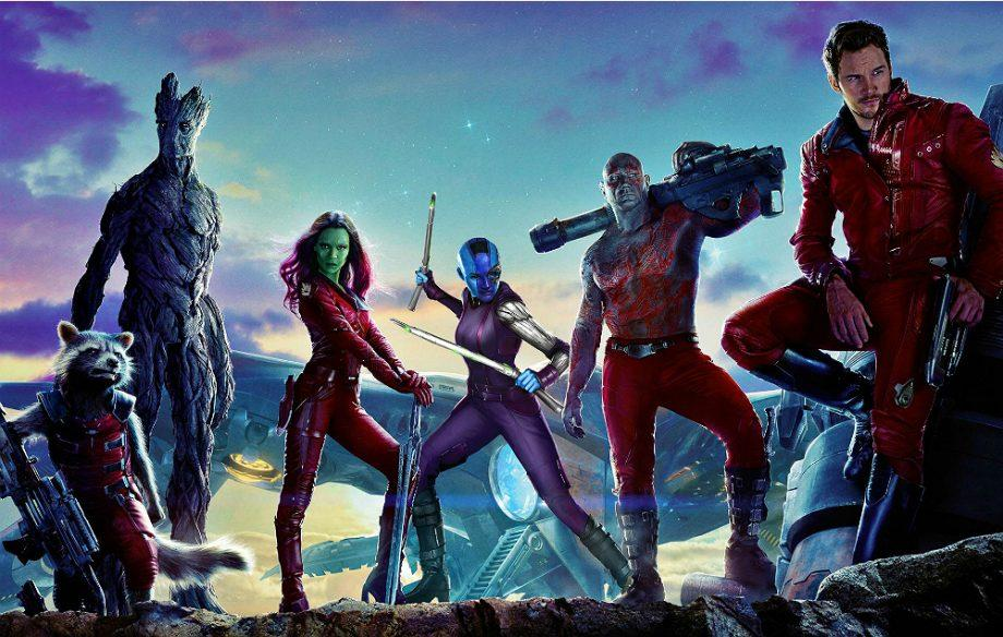 The Guardians of the Galaxy (Credit: Disney)