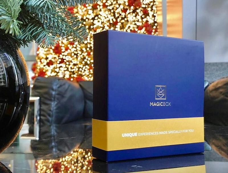 One Box, Countless Experiences. Make this Christmas Magical By Gifting a Magicbox