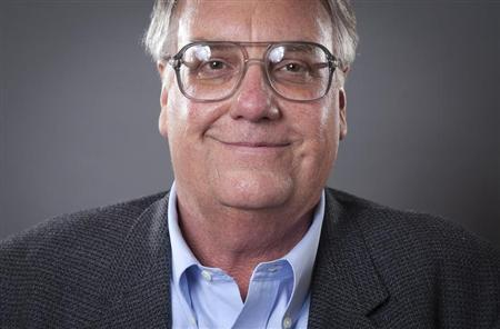 Howard G. Buffett, chairman and CEO of the Howard Buffett Foundation, poses for a portrait in New York