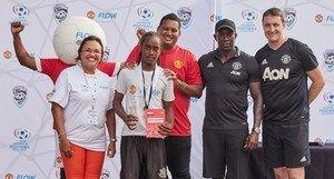 Young Footballers from Antigua and Trinidad emerge as winners of Flow Ultimate Football Experience