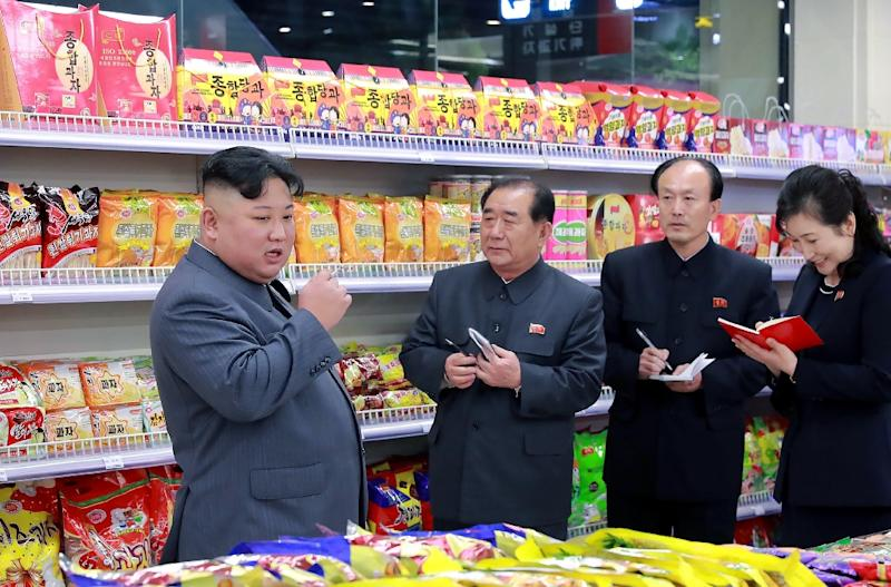 United Nations warns 10 million people in North Korea facing food shortages