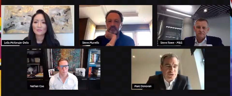 CEO Panel: Collaboration not Competition: How the last 12 months have changed lives