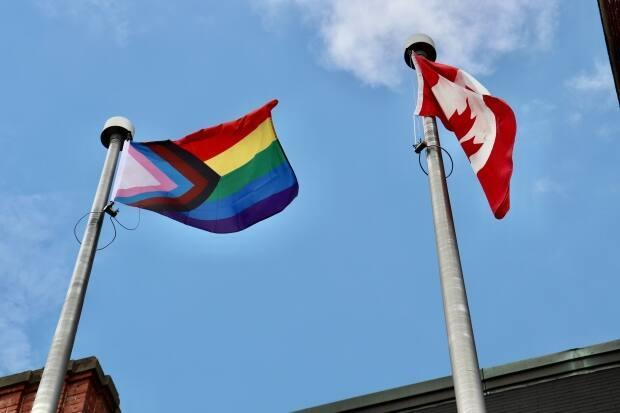 New survey asked Yukon's five federal candidates 10 questions about their stance on issues impacting the 2SLGBTQ+ community.  (Jane Robertson/CBC - image credit)
