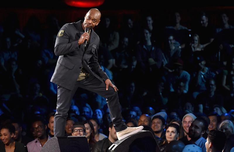 Do We Expect Too Much of Dave Chappelle?