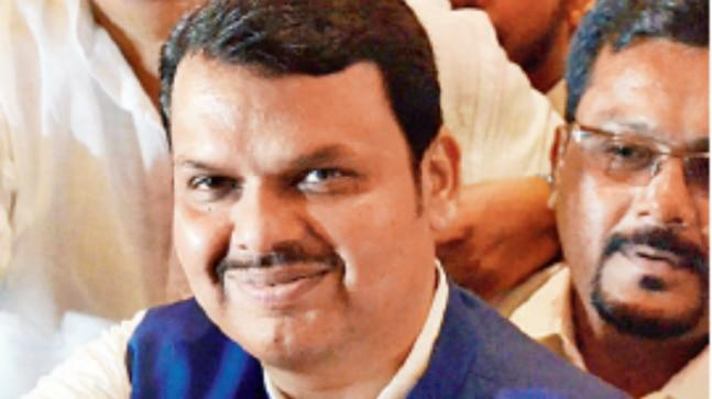 Maharashtra Chief Minister Devendra Fadnavis on Sunday took a dig at Congress President Rahul Gandhi, saying his pitch of 'Garibi Hatao' (remove poverty) would be akin to the disclaimer that appears before films and serials ascertaining them as fiction.