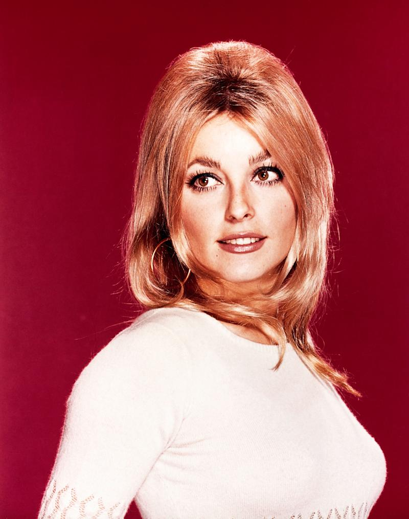 Sharon Tate.