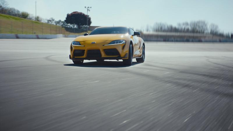 """""""Joy"""" is a :06-second spot from Toyota's new campaign """"This is Our Sport."""""""