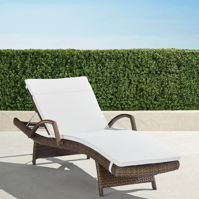 Frontgate balencia chaise lounges