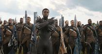 "<p>Marvel confirmed that the upcoming sequel will officially be titled <strong><a class=""link rapid-noclick-resp"" href=""https://www.popsugar.com/latest/Black-Panther"" rel=""nofollow noopener"" target=""_blank"" data-ylk=""slk:Black Panther"">Black Panther</a>: Wakanda Forever</strong>.</p>"