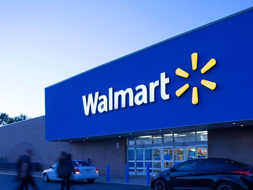 A Walmart store in Quebec, Canada (Getty Images)