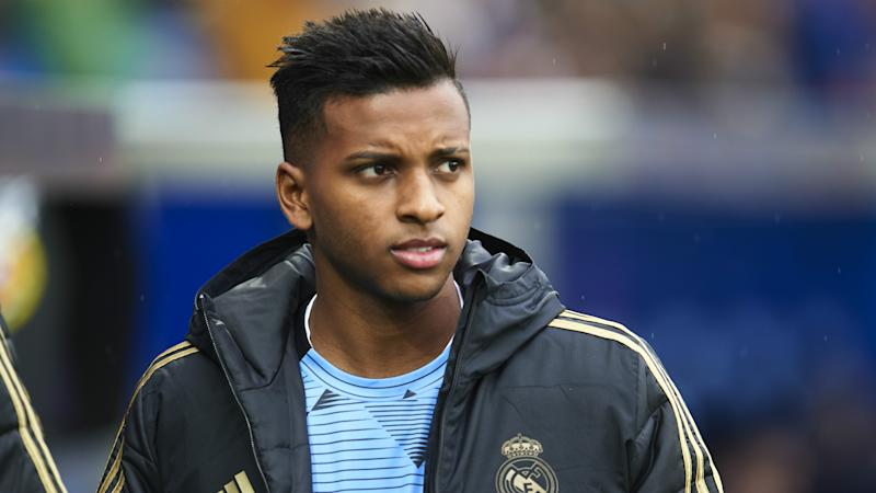Real Madrid forward Rodrygo banned for El Clasico after freakish red card
