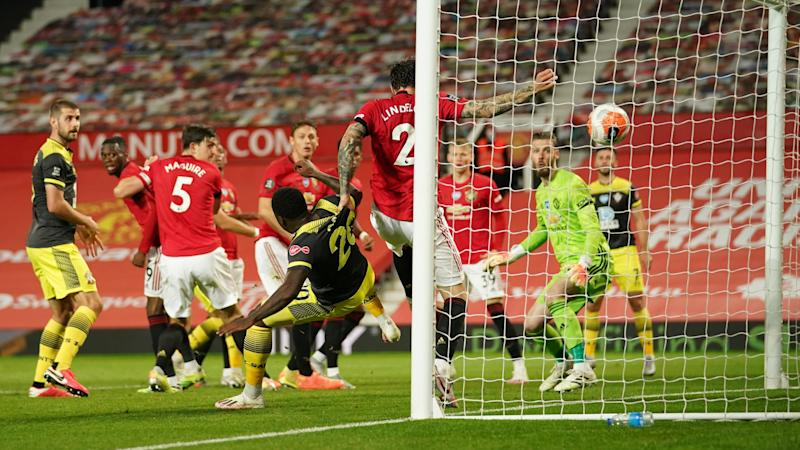 'We have improved on defending set plays' - Maguire laments Man Utd defensive lapse in Southampton draw