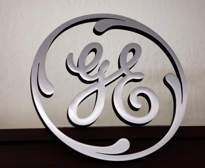 GE shares rise to post-crisis high on US outlook