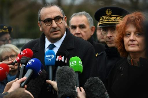 French Junior Interior Minister Laurent Nunez said police had arrested 'the continuation of a killing spree'