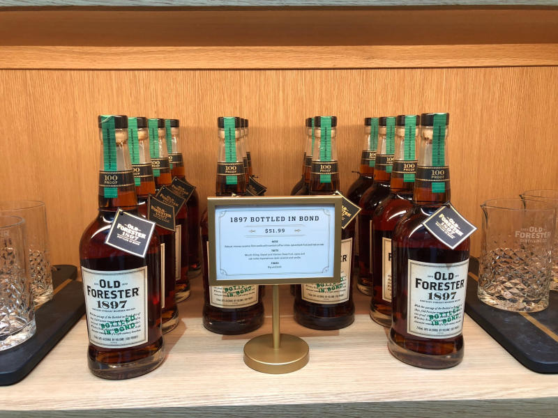 Old Forester returns to roots with new Kentucky distillery