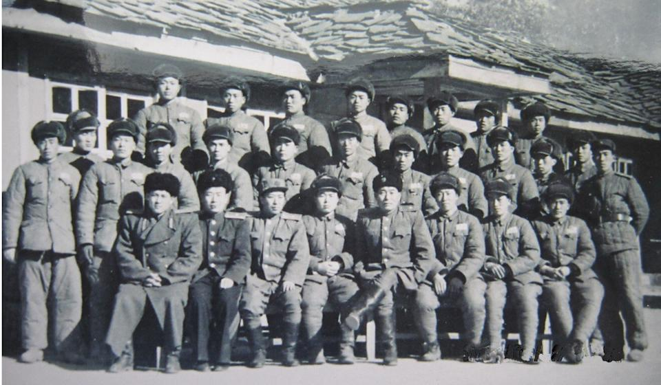 Xi Jinping hailed the millions of Chinese People's Volunteer Army troops who fought in the Korean war. Photo: Handout