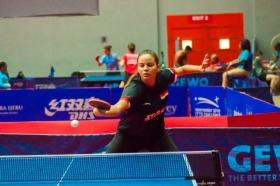 Table Tennis: Mumbai's Diya Chitale clinches two medals