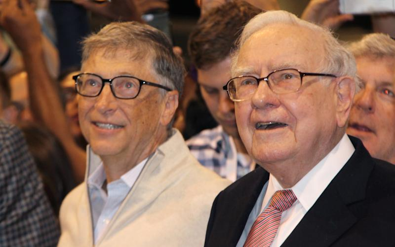 Warren Buffett and Bill Gates once revealed the best business decisions they ever made