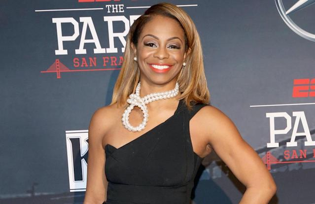 Josina Anderson is reportedly out a ESPN after nine years with the network. (Getty)