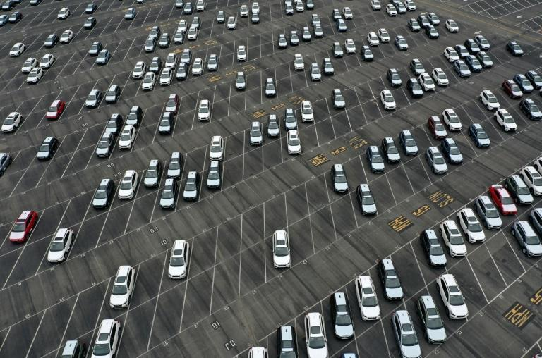 A shortage of semiconductors has caused supply chain problems in the US auto-manufacturing industry