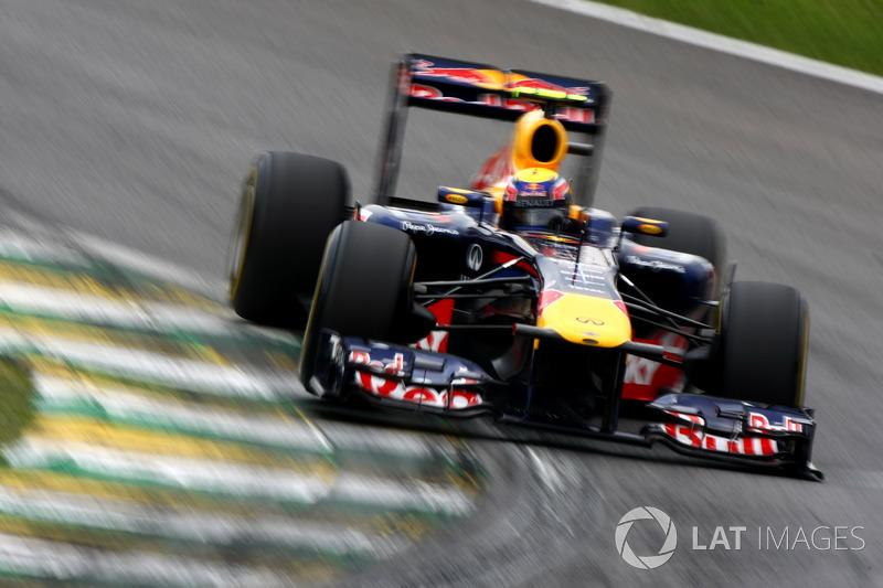 """Red Bull RB7 (2011)<span class=""""copyright"""">Andrew Hone / Motorsport Images</span>"""