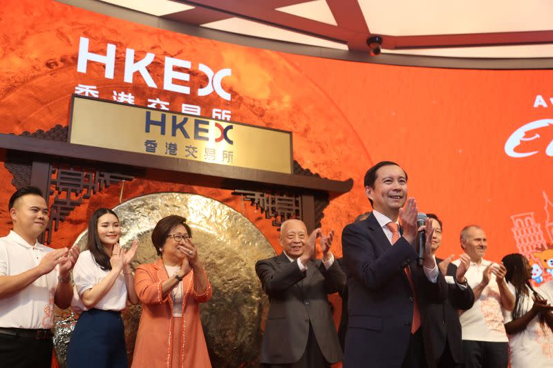 Hong Kong bourse told to improve 'Chinese wall' against conflicts of interest