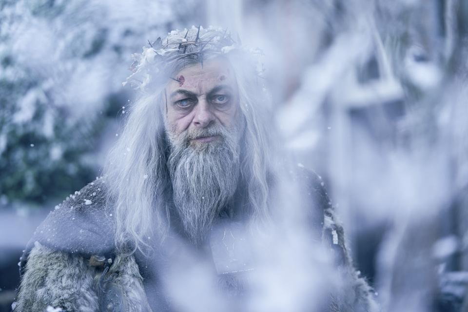 Andy Serkis in A Christmas Carol (Credit: BBC)