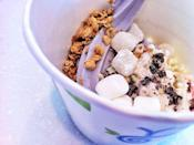 """<p><strong><a href=""""https://www.yelp.com/biz/yopa-frozen-yogurt-portage"""" rel=""""nofollow noopener"""" target=""""_blank"""" data-ylk=""""slk:Y'OPA Frozen Yogurt"""" class=""""link rapid-noclick-resp"""">Y'OPA Frozen Yogurt</a>, Portage </strong></p><p>""""I honestly believe this is the best frozen yogurt place I've ever been. The flavor choices, different toppings and rewards program are second to none."""" - Yelp user <a href=""""https://www.yelp.com/user_details?userid=Zb2MWFodvsf7AY6uTsKHQA"""" rel=""""nofollow noopener"""" target=""""_blank"""" data-ylk=""""slk:Aaron S."""" class=""""link rapid-noclick-resp"""">Aaron S.</a></p><p>Photo: Yelp/<a href=""""https://www.yelp.com/biz_photos/yopa-frozen-yogurt-portage?select=F5Yo1ul6uYDovyoi5v7BVw"""" rel=""""nofollow noopener"""" target=""""_blank"""" data-ylk=""""slk:D K."""" class=""""link rapid-noclick-resp"""">D K.</a></p>"""