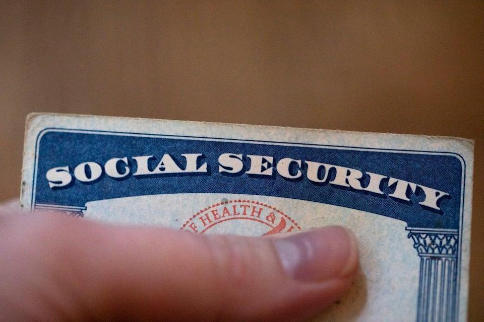 Social Security Cost of Living (Copyright 2021 The Associated Press. All rights reserved.)