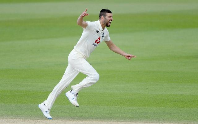 Mark Wood has only played one Test this summer (Mike Hewitt/NMC Pool/PA)