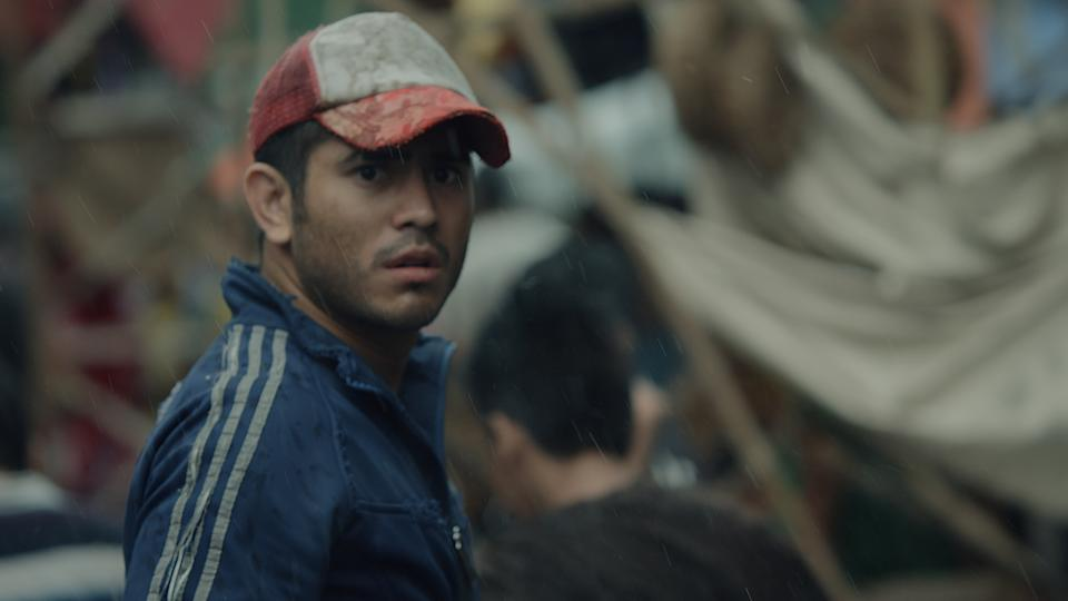 Gerald Anderson as Daniel in On The Job. (Still: HBO)