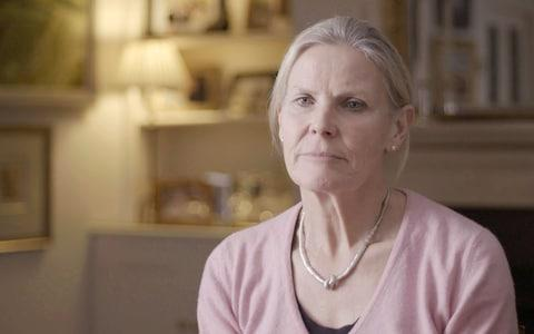 Judith Dando: 'In many ways Jill was a private person, but in other ways she would throw caution to the wind' - Credit: BBC Pictures
