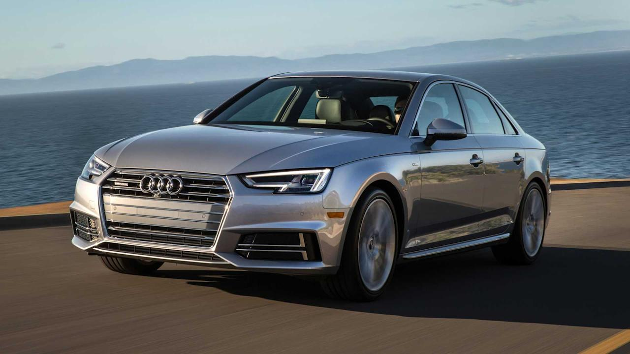 "<p>The first entry on this list is Audi's <a href=""https://www.motor1.com/audi/a4/"">A4</a> sedan. It's compact size, crowded segment, and consumers' desires for larger vehicles, don't give the A4 the easy job of keeping depreciation away. The average price of a three-year-old model came in at $22,413 in the study.</p><h2></h2><ul><li><a href=""https://www.motor1.com/features/419394/used-cars-sales-slow-coronavirus/?utm_campaign=yahoo-feed"">These 10 Used Cars Have Been Hit Hardest By Coronavirus</a></li><br><li><a href=""https://www.motor1.com/features/430140/popular-used-cars-covid-recovery/?utm_campaign=yahoo-feed"">10 Most Popular Used Cars During The COVID-19 Recovery Phase</a></li><br></ul>"