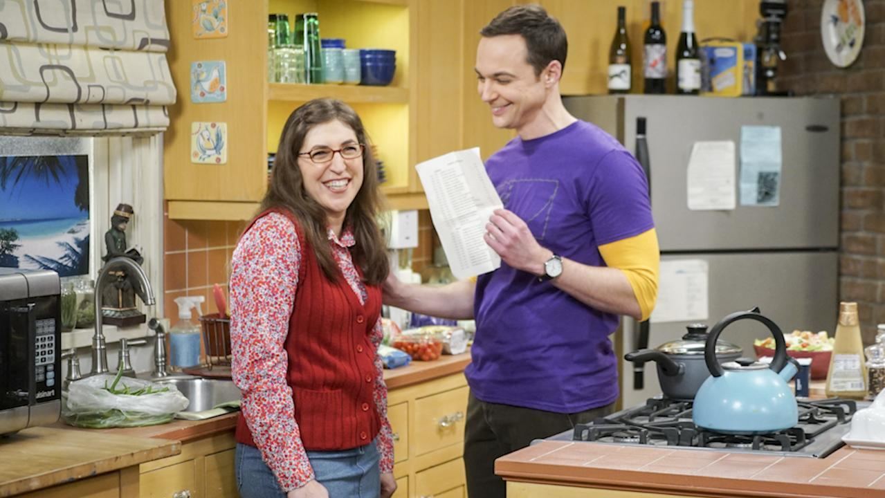 The Big Bang Theory is making Amy and Sheldon's wedding a family affair.