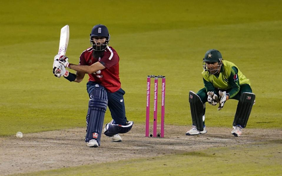Moeen Ali play against Pakistan in England this summer - AFP