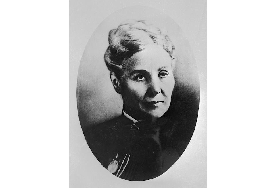 Ann Reeves Jarvis was the inspiration behind her daughter, Anna Jarvis, lobbying to have Mother's Day become an official holiday. (Photo: Getty Images)