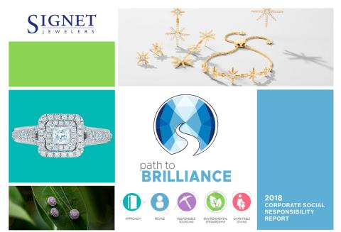 Signet Jewelers Releases 2018 Corporate Social Responsibility Report
