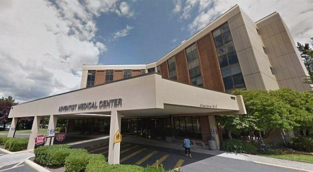 Mrs Thompson and her partner are suing the hospital. Source: Google Maps