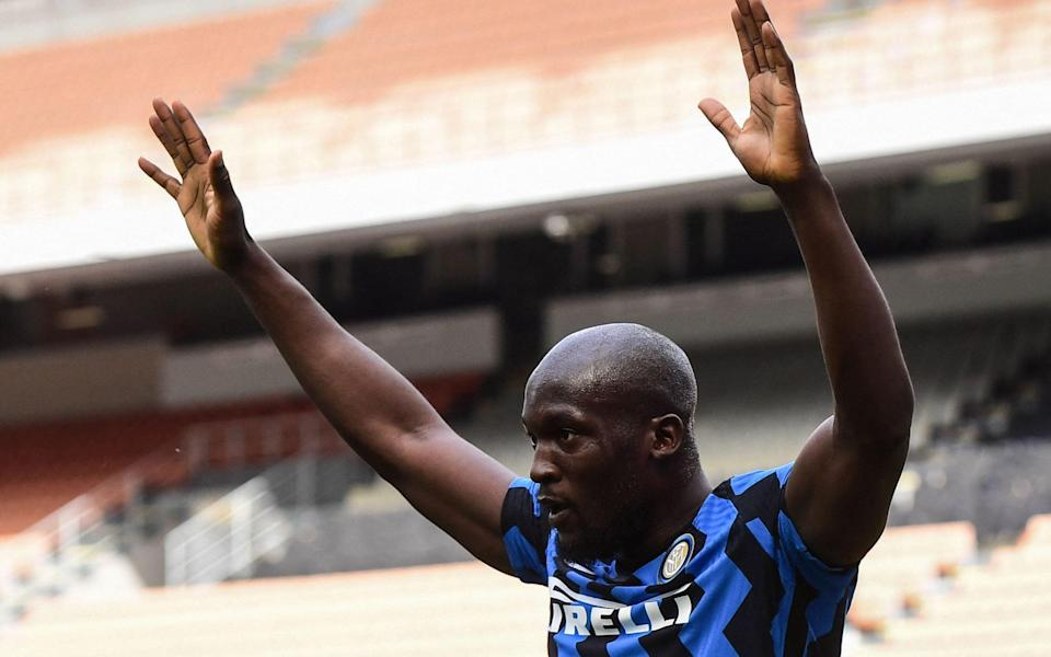 Romelu Lukaku will agree to Chelsea move if they meet Inter Milan's valuation - AFP