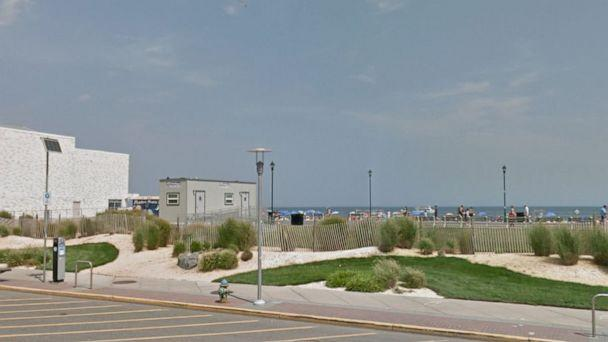 PHOTO: In this photo taken from Google Maps, the boardwalk is shown at 4th Avenue in Asbury Park, N.J. (Google Maps Street View)